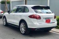 Bán xe Porsche Cayenne đời 2013, màu trắng, xe nhập giá 2 tỷ 490 tr tại Tp.HCM