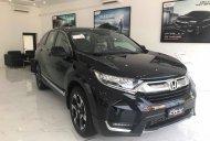 Cần bán Honda CR V G sản xuất 2018, màu đen -. Xứng tầm bản lĩnh tiên phong giá 1 tỷ 23 tr tại Quảng Bình