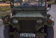 Bán Jeep A2 sản xuất năm 1980, xe nhập, giá 265tr giá 265 triệu tại Tp.HCM