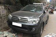 Cần bán xe Toyota Fortuner V 2009, màu xám (ghi) giá 492 triệu tại Tp.HCM