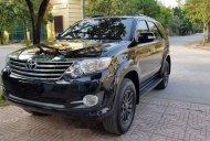 Cần bán Toyota Fortuner 2.5G 2012, màu đen còn mới giá 678 triệu tại Ninh Bình