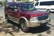 Bán Ford Everest 2005, màu đỏ, nhập khẩu, xe còn đẹp giá 250 triệu tại Tiền Giang