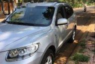 Bán lại xe Hyundai Santa Fe 2.2AT 4WD 2007, màu bạc, xe nhập  giá 444 triệu tại Đắk Nông