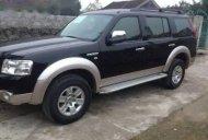 Cần bán xe Ford Everest sản xuất 2008, màu đen, máy móc nguyên zin, ít hao xăng giá 300 triệu tại Trà Vinh