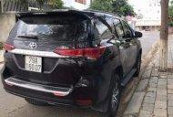 Bán xe Toyota Fortuner năm sản xuất 2017, màu xám, nhập khẩu chính chủ giá 1 tỷ 99 tr tại Khánh Hòa