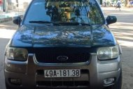 Bán lại xe Ford Escape 3.0 sản xuất 2002, số tự động, xe chính chủ giá 159 triệu tại Lâm Đồng