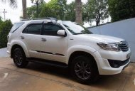Bán Toyota Fortuner sản xuất năm 2015, màu trắng chính chủ, xe đẹp giá 780 triệu tại Đắk Nông