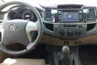 Cần bán xe Toyota Fortuner G sản xuất năm 2012, màu bạc số sàn giá 725 triệu tại Phú Yên