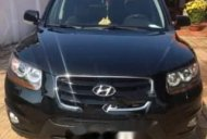 Bán xe Hyundai Santa Fe SLX sản xuất 2009, màu đen xe gia đình giá 650 triệu tại Bình Phước