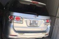 Cần bán Toyota Fortuner đời 2014, màu bạc chính chủ giá 745 triệu tại Kiên Giang