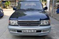 Cần bán gấp Toyota Zace GL đời 2002, màu xanh lam xe gia đình, giá 155tr giá 155 triệu tại Quảng Ngãi