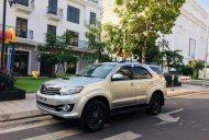 Bán gấp Toyota Fortuner sản xuất 2016, màu bạc, nhập khẩu   giá 840 triệu tại Vĩnh Long