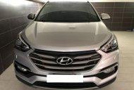 Bán Hyundai Santa Fe CRDi 2.2 AT(Full máy dầu), đời 2016, màu bạc, biển Sài Gòn, xe lướt như mới giá 1 tỷ 6 tr tại Tp.HCM