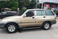 Bán xe Ssangyong Musso đời 2007 số tự động giá cạnh tranh giá 163 triệu tại Tp.HCM