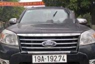 Cần bán gấp Ford Everest 2009, màu đen, nhập khẩu số tự động, giá tốt giá 465 triệu tại Phú Thọ