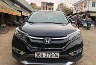 Bán Honda CR V năm sản xuất 2016, màu đen như mới giá 870 triệu tại Thanh Hóa