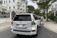 Bán xe Lexus GX460 đời 2016 màu trắng, nội thất đen, BSTP 1 chủ giá 4 tỷ 550 tr tại Tp.HCM