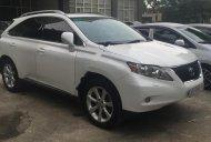 Không dùng nên bán Lexus RX 350 đời 2010, màu trắng, nhập khẩu   giá 1 tỷ 580 tr tại Hà Nội