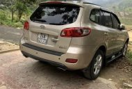 Bán Hyundai Santa Fe năm 2008, màu vàng, nhập khẩu, máy dầu 2 cầu giá 499 triệu tại Lào Cai
