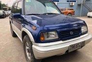 Bán xe Suzuki Vitara đời 2005, màu xanh lam, 2 cầu mạnh mẽ giá 169 triệu tại Vĩnh Phúc