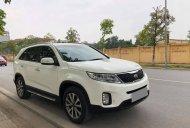 Bán Kia Sorento 2016 màu trắng, tự động, full đầy đủ tiện nghi giá 715 triệu tại Tp.HCM