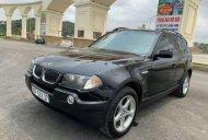 Bán BMW X3 đời 2005, màu đen, nhập khẩu nguyên chiếc chính chủ giá 265 triệu tại Hà Nội