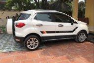 Bán Ford EcoSport 1.5AT Titanium năm sản xuất 2018, màu trắng, xe còn nguyên zin giá 580 triệu tại Thanh Hóa