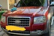 Bán xe Ford Everest năm sản xuất 2008, màu đỏ, nhập khẩu nguyên chiếc giá 350 triệu tại Tp.HCM