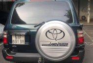 Cần bán xe Toyota Land Cruiser năm 2003, màu xanh lam còn mới, giá 415tr giá 415 triệu tại Tp.HCM