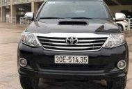 Bán Toyota Fortuner năm 2014, màu đen như mới giá cạnh tranh giá 790 triệu tại Hà Nội