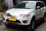 Cần bán Mitsubishi Pajero Sport năm sản xuất 2016, màu trắng, máy dầu giá 650 triệu tại Tp.HCM
