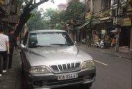 Bán gấp Ssangyong Musso năm 2002, màu bạc, xe gia đình giá 115 triệu tại Hà Nội
