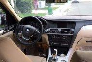 Bán BMW X3 2.8i 2013, màu đỏ, xe nhập giá 1 tỷ 100 tr tại Tp.HCM