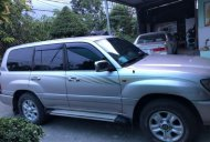 Bán Toyota Land Cruiser 2003, màu bạc, nhập khẩu, số sàn giá 500 triệu tại Tp.HCM