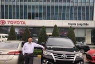 Bán Toyota Fortuner 2019, màu đen, nhập khẩu giá 1 tỷ 250 tr tại Hà Nội