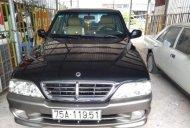 Bán xe Ssangyong Musso AT 2005, nhập khẩu, xe đạp nguyên bản giá 165 triệu tại An Giang