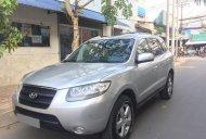 Cần bán xe Hyundai Santafe 2008 máy xăng, số sàn, màu bạc, biển SG giá 395 triệu tại Tp.HCM
