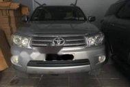 Bán Toyota Fortuner sản xuất năm 2009, màu xám còn mới, 550tr giá 550 triệu tại Tp.HCM