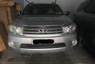 Bán ô tô Toyota Fortuner đời 2009, màu bạc giá 550 triệu tại Tp.HCM