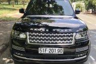 Cần bán LandRover Range Rover năm 2014, màu đen nhập khẩu nguyên chiếc giá 6 tỷ 600 tr tại Tp.HCM