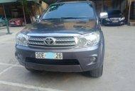 Cần bán lại xe Toyota Fortuner AT sản xuất năm 2010 giá 480 triệu tại Hà Nội