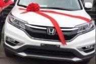 Cần bán lại xe Honda CR V năm 2017, màu trắng chính chủ giá 1 tỷ 60 tr tại Hà Nội