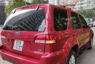 Cần bán lại xe Ford Escape XLS 2.3L 4x2 AT sản xuất năm 2011, màu đỏ   giá 399 triệu tại Hà Nội