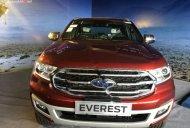 Bán Ford Everest Titanium đời 2019, màu đỏ, xe nhập giá 1 tỷ 127 tr tại Hà Nội