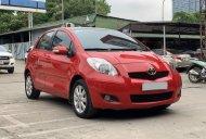 Cần bán Toyota Yaris năm 2012, màu đỏ, nhập khẩu thái, giá 425tr giá 425 triệu tại Hà Nội
