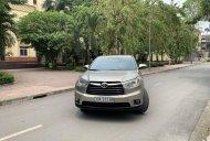 Cần bán gấp Toyota Highlander đời 2018, màu vàng, nhập khẩu giá 1 tỷ 620 tr tại Hà Nội