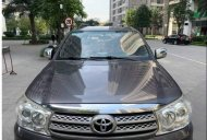 Bán xe Toyota Fortuner G đời 2010, màu xám xe gia đình giá 595 triệu tại Hà Nội
