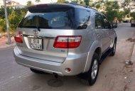 Bán xe Toyota Fortuner G đời 2010, màu bạc số sàn, giá tốt giá 605 triệu tại Tp.HCM