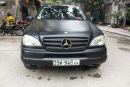 Đi nước ngoài cần bán gấp Mercedes ML-320 giá 200 triệu tại Hà Nội