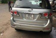 Bán xe Toyota Fortuner 2014, màu bạc giá 750 triệu tại Cần Thơ